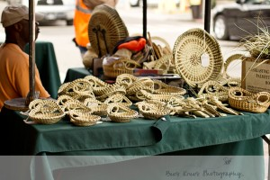 Sweetgrass baskets 2 wm