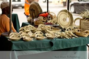 Sweetgrass baskets 2 wm