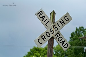 rail road sign wm