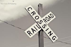 Railroad sign wm