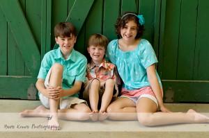 The Gant Family 5 wm